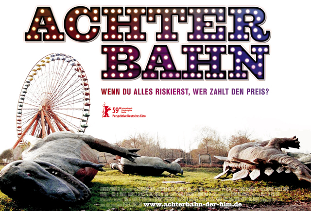 ACHTERBAHN (CATAPULT) DVD release April 2010