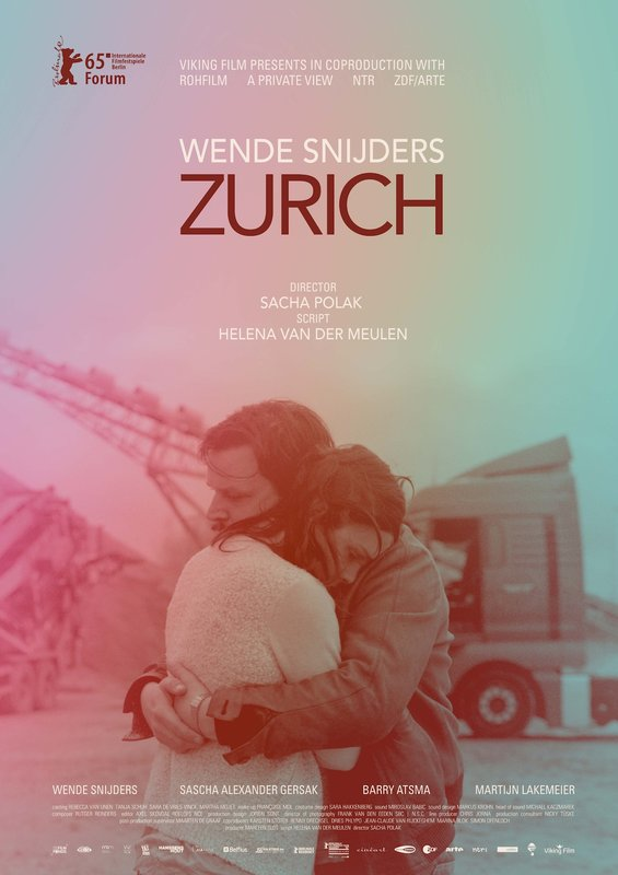 ZURICH wins Art Cinema Award 2015